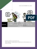 ensayo sociedad de la informacin y el conocimiento  entre lo falaz y lo posible