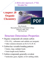 Chemistry chapter 20 LEC