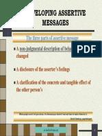 Assertive Skills_Short Notes