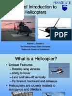 Helicopter Aero Intro