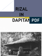 Deportation of Rizal