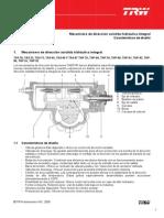Direccion Hidraulica Manual