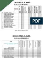 Lista de Cotejo 3_ Bimestre Cuarto Grado.