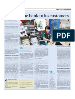 07/19 - Bringing the bank to its customers