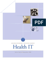 2009 Leadership Healthit