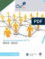 COPS - Reporte de Responsabilidad Corporativa CNT