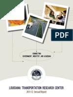2011-2012 ltrc annual report