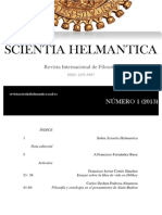 00. Scientia Helmantica. Volumen I