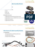 radysis wire harness and cable assembly