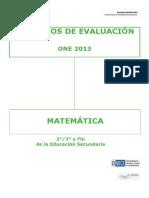 Criterios Matematica Secundaria