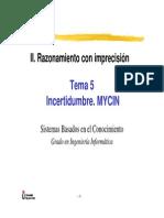 Tema05-MYCIN