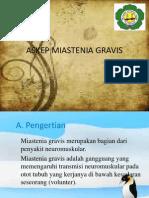 Ppt Miastenia Gravis