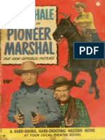 Monte Hale In Pioneer Marshall Movie