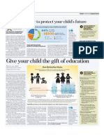 11/19 - Give your child the gift of education