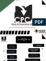 (CPC) CENTRO DE PENSAMIENTO CRÍTICO COMUNICACIÓN SOCIAL - PERIODISMO