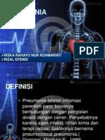 Askep Pneumonia
