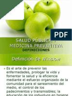 Salud Publica Conceptos