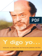 Y Digo Yo    Fernando Jimenez Del Oso.pdf