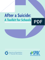 After a Suicide Toolkit for Schools