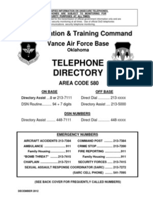 AFD-121011-03943543545 | Oral Communication | Telephony
