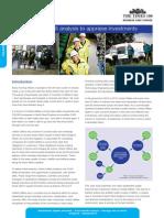 Finance - United Utilities