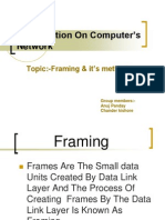 Framing and Methods