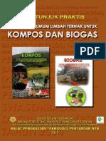 Buku Manajemen Limbah Untuk Kompos Dan Biogas