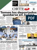 Periódico Norte edición impresa día 20 de enero 2014