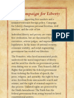 Join Campaign for Liberty