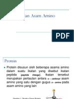 Kuliah 1 Protein