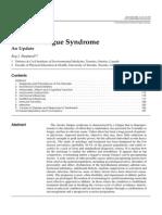 2Chronic Fatigue Syndrome