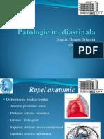 Patologie mediastinala