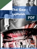 141772469 Capitalab the Gap