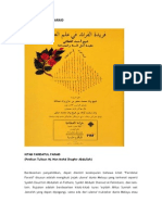 Kitab Faridatul Faraid