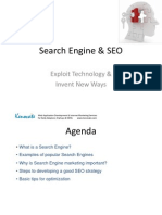 Search Engine & SEO Services