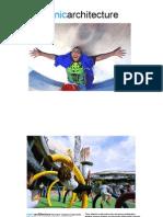 Sonic Architecture Brochure