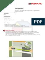 Sodimac - Instalar Correderas de Cajon