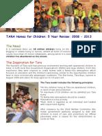 5 Years of Tara