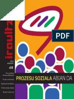 168 IRAULTZEN  (aldizkari sindikala, revista sindical, journal syndical)