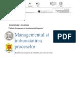 Manual Manager Imbunatatire Procese