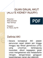 Css Gangguan Ginjal Akut (Acute Kidney Injury)