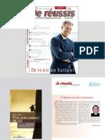 Je Réussis Magazine_-_Janvier-Février 2014