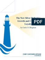 The New Silver Bullet for Growth and Customer Loyalty