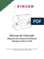 6180 Manual de Instrucoes Singer