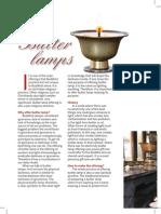 Dr. Phuntsho 2013- Butter Lamps Kp