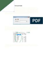 Koneksi ComboBox Ke Tabel Pada Delphi letakkan sebuah komponen TZReadOnlyQuery dan beri nama QryReadPassword masukkan kode berikut ini pada event btnLogin.Click diantara blok Begin dan End Screen.Cursor := crHourGlass ; dm.conKoneksi.Disconnect; dm.conKoneksi.HostName := edHost.Text ; dm.conKoneksi.Port := StrToInt(edPort.Text); dm.conKoneksi.User := 'rental';//nama user yang terdaftar pada database engine dm.conKoneksi.Password := 'apprental';//password yang valid untuk user pada database engine dm.conKoneksi.Database := 'dbrental'; //nama database yang akan diakses