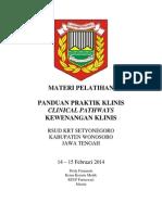 Dody Firmanda 2014 - RSUD KRT Setyonegoro Kabupaten Wonosobo