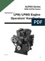 HandleidingAlpha Serie Motoren
