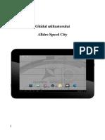 Manual de Utilizare Allview Alldro Speed City
