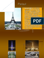 Parisul-Orasul indragostitilor